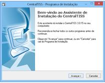 Instalação do CentralTISS